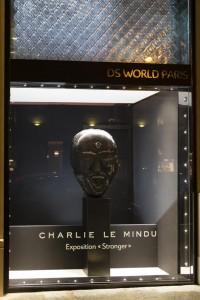 les enjoliveuses, DS World, Charlie le Mindu, exposition, Déesses