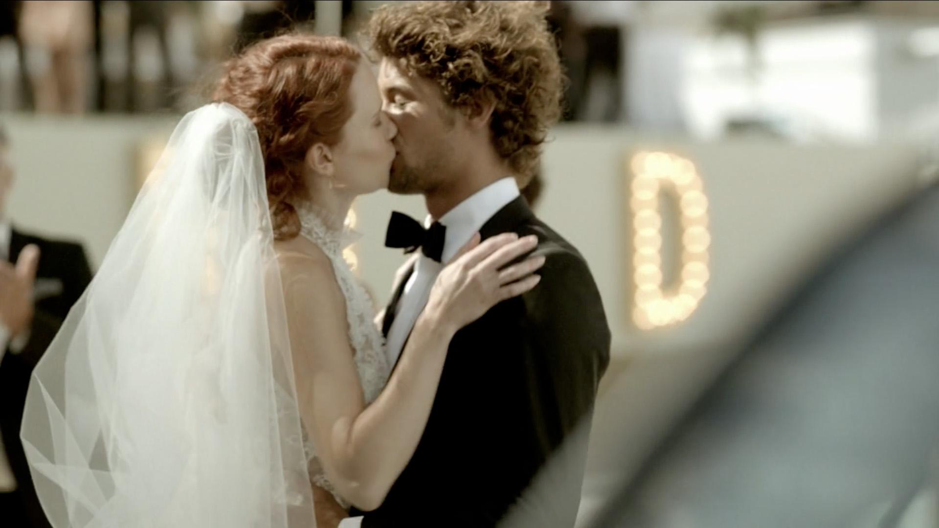 Opel, Adam, citadine, intellilink, mariage, pub, voiture mariage