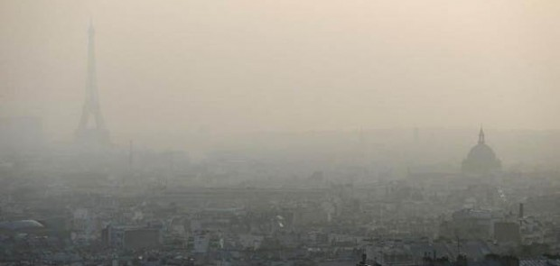 Pic de pollution, pollution, contrôle de vitesse, circulation alternée, police