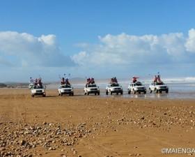les enjoliveuses, rallye aicha des gazelles, maroc, 2014, final