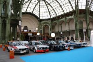 les enjoliveuses, bmw, tour auto optic 2000, grand palais, rallye