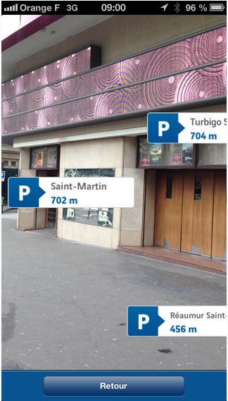 My Vinci Park, stationnement, bon plan, voiture en ville, gratuit, application, iphone