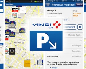 My Vinci Park, stationnement, bon plan, voiture en ville, gratuit, application, iphone