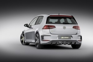 les enjoliveuses, volkswagen, salon de pékin, Golf, R 400