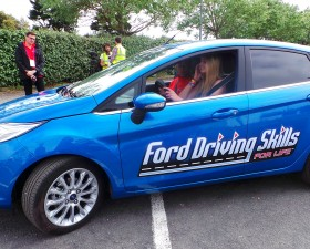 les enjoliveuses, ford dsfl, ford, driving skills for life, edhec
