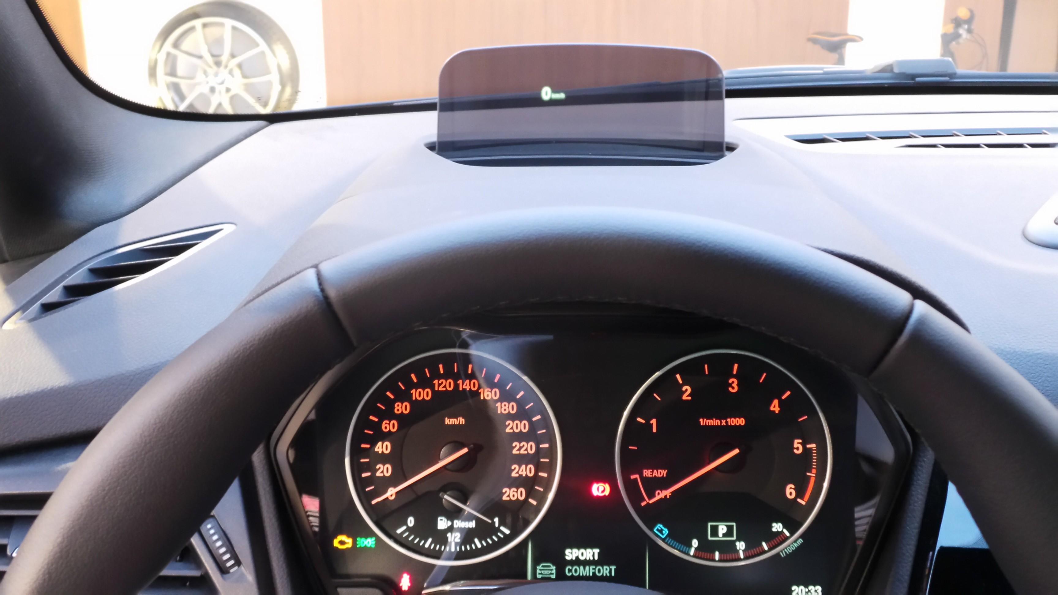 Navigation Professional : Affichage Tête Haute BMW Série 2 Active ...: www.lesenjoliveuses.fr/actus/presentation-bmw-serie-2-active-tourer...