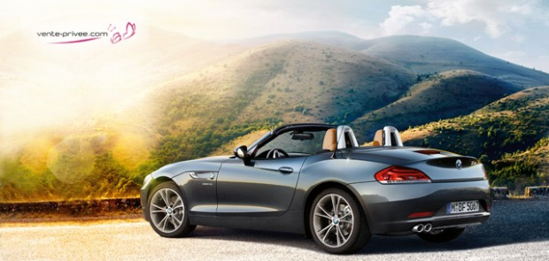 BMW, Z4, roadster, coupé, cabriolet, vente-privee,