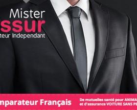 Mister Assur, assurance auto, comparateur assurance, comparateur assurance en ligne, devis gratuit, nouveau site