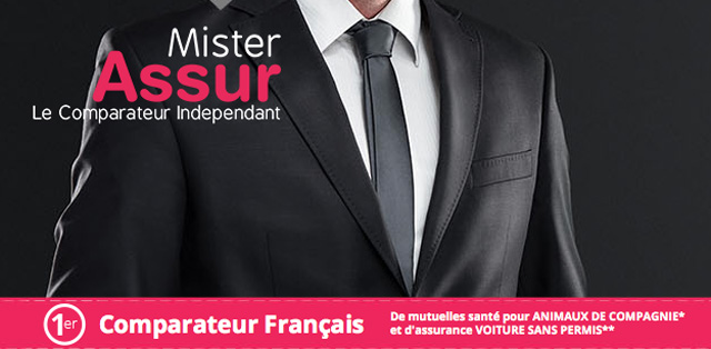 mister assur comparateur assurance en ligne s 39 offre un nouveau site. Black Bedroom Furniture Sets. Home Design Ideas