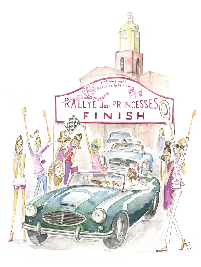 princesses 2014, rallye des princesses, parcours, viviane zaniroli, rallye régularite
