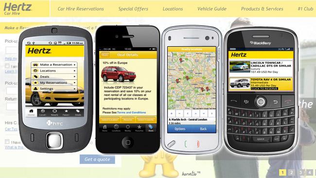 Hertz, location voiture, week-end filles, week-end entre copine, louer voiture, bon plan, application iphone, application