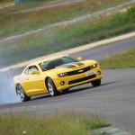 les enjoliveuses, motorsport academy, Drift, Chevrolet, Camaro