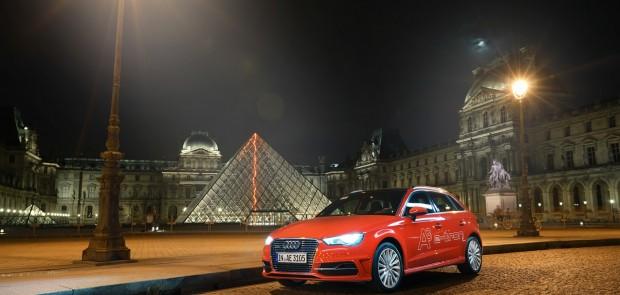les enjoliveuses, audi, A3 Sportback e-tron, hybride, électrique