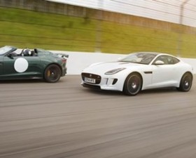 les enjoliveuses, Jaguar, F-Type Project 7, le Mans classic