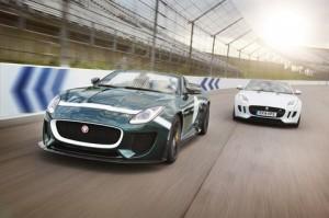 les enjoliveuses, Jaguar, F-Type Project 7, le Mans classic