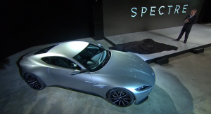 les enjoliveuses, spectre, james bond, aston martin db10, 007