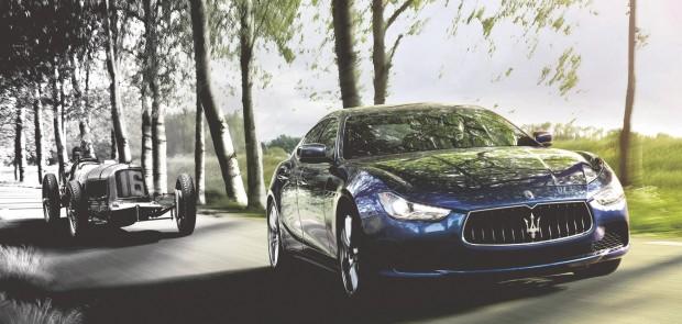 Maserati Centenaire