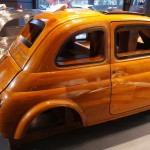 fiat 500, motorvillage, ron arad, fiat, les enjoliveuses