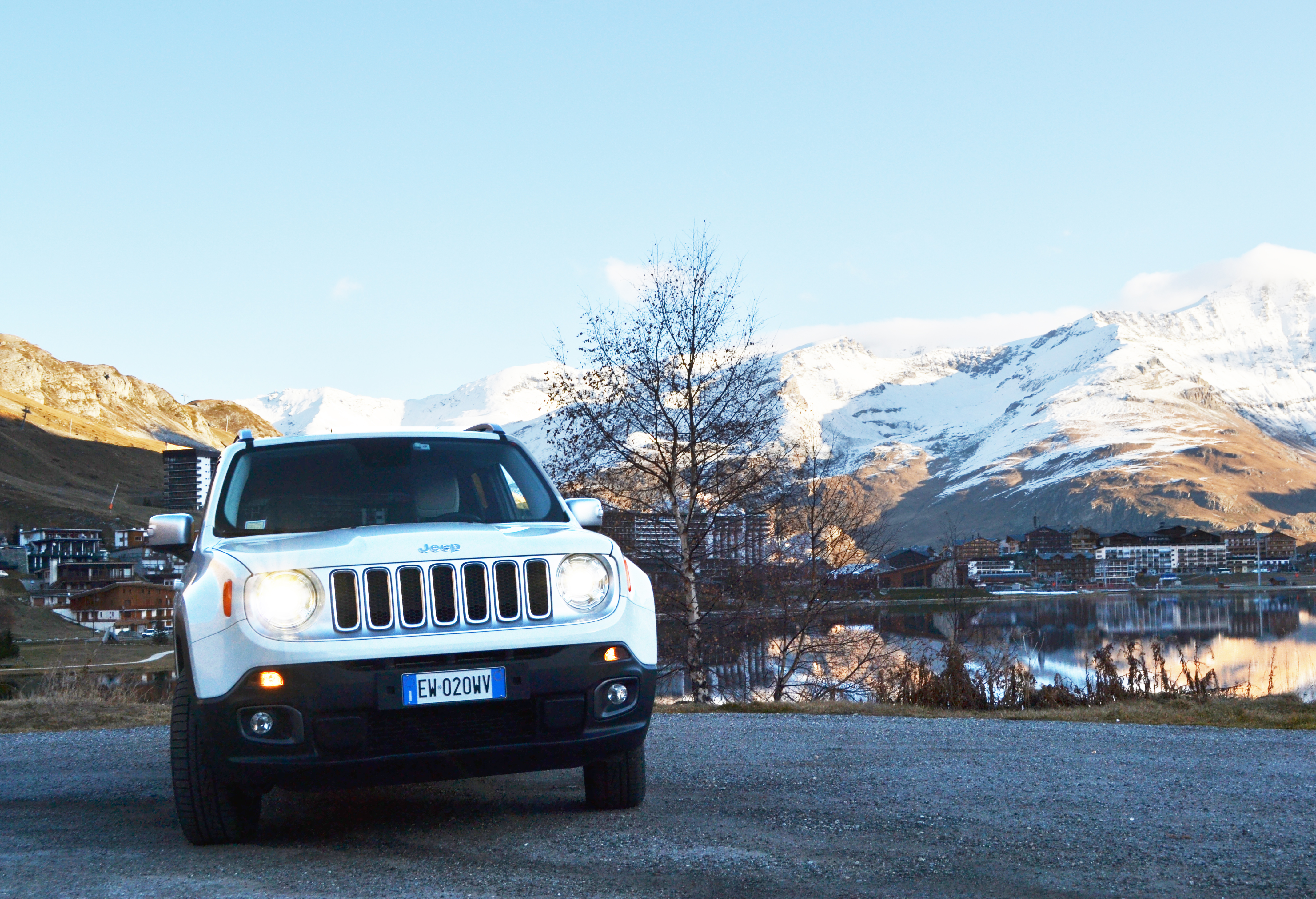 jeep renegade, jeep, renegade, SUV, tignes, essai, essai auto