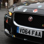 les enjoliveuses, jaguar, xe, feel xe, stella mccartney