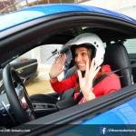 Interview, Laury Thilleman, miss france, 24h du mans, sport auto