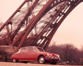 rétromobile, DS, anniversaire, voitures de collection, voiture ancienne