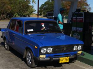 tourisme, cuba, la havane, voiture de collection, vieille voiture