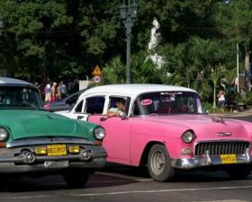 cuba voitures anciennes