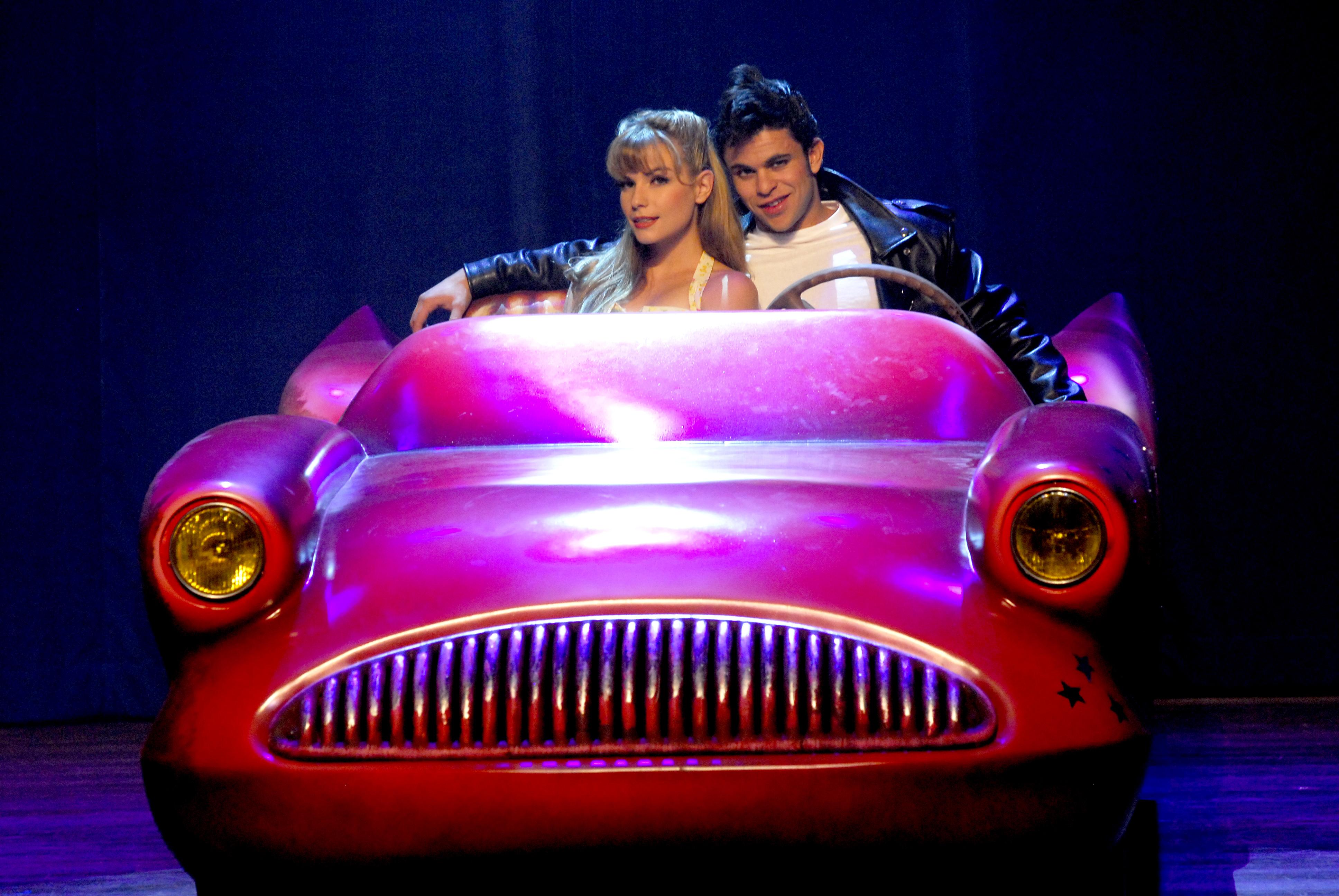 Comedie Musicale Grease Dans la Comédie Musicale à