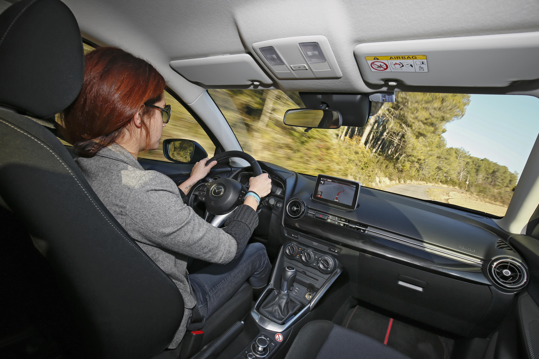 essai, Mazda2, mazda, citadine, berline, salon de geneve, geneve 2015, aliette hébert