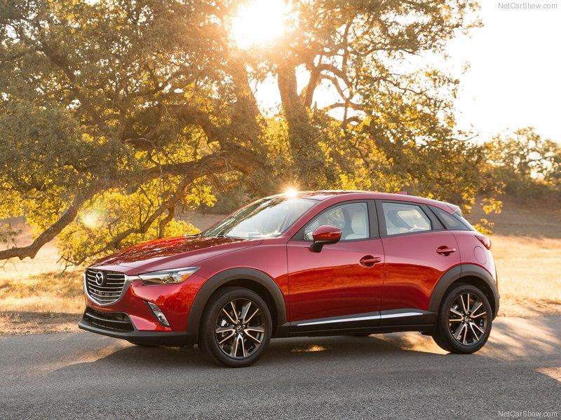 Mazda CX-3, salon de geneve, geneve 2015, salon auto, nouveautes, mazda