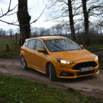 essai, ford, focus st, berline, sportive, Sync