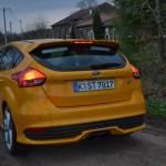 essai, ford, focus st, berline, sportive, Sync