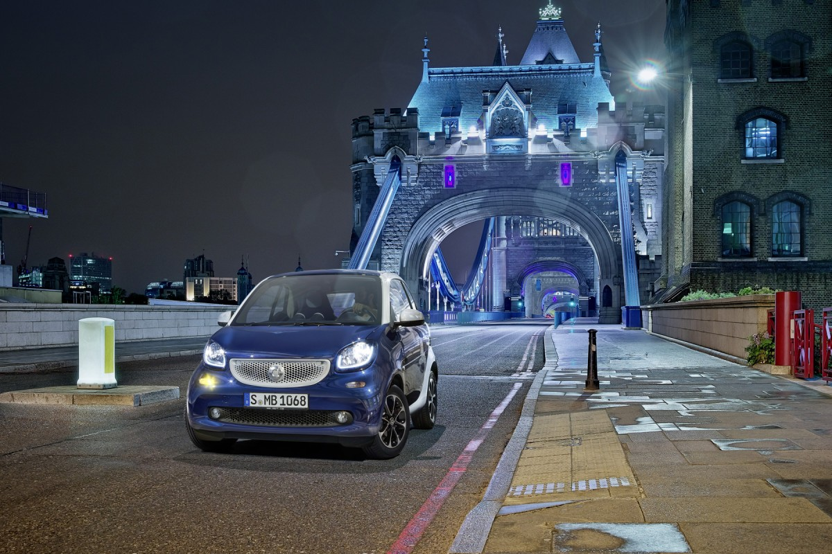 smart, fortwo, pub, sorry, video, concurrence, desolee, smart fortwo, nouvelle fortwo