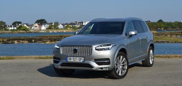 essai, Volvo, XC90, Volvo XC90, SUV, 4x4, luxe, premium