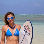 Charlotte consorti, kite surf, competition, isuzu, interview, championne du monde