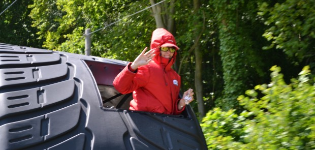 tour de france, tour de france 2015, kleber, pneus, caravane, caravane publicitaire