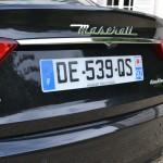 essai, maserati quattroporte, quattroporte S Q4, essai, voiture luxe, maserati, quattroporte