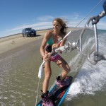Charlotte consorti, kite surf, competition, isuzu, interview, championne du monde