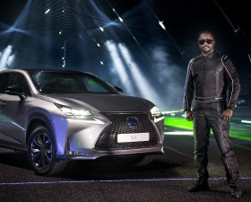 lexus, will.i.am, chanteur, Lexus NX, SUV, pub, film