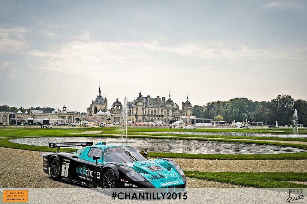 concours automobile, concours d elegance, Chantilly Arts & Elegance, chantilly arts et elegance richard mille