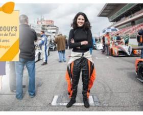 ines taittinger, pilote auto, pilote femme, concours, 12 heures de paul ricard, castelet, championnat V de V