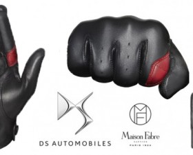 maison fabre, DS, DS world paris, expo, exposition, gants, luxe