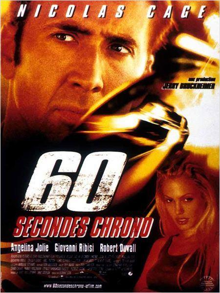 top 10 des films de voiture, film, cinema, 60 secondes chrono, film voiture, film auto, film action, voiture,