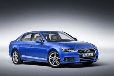 francfort 2015, salon francfort, IAA, salon auto,, audi A4