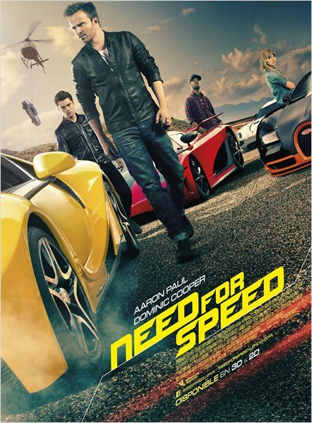 top 10 des films de voiture, film, cinema, need for speed, film voiture, film auto, film action, voiture,