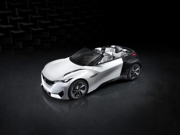 francfort 2015, salon francfort, IAA, salon auto, peugeot fractal, concept car