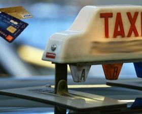 Carte bleue, taxi, taxis, loi thevenoud, terminal de paiement,