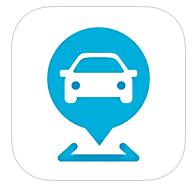 application, garer voiture, application auto, pratique, stationnement, pop valet, mobypark, path to park