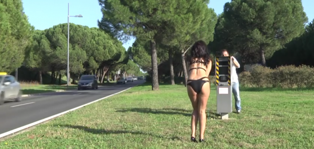 remi gaillard, video, humour, rire, video radar, radar, humoriste